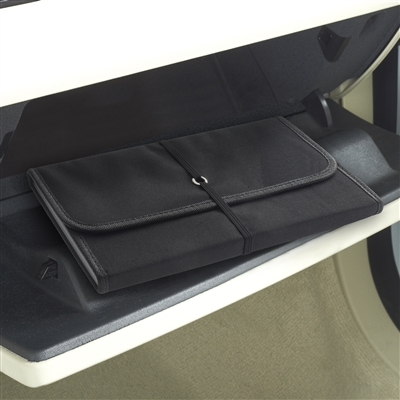 Dog Seat For Car >> Compact expanding file car document organizer fits in a glove box, console or door pocket to ...