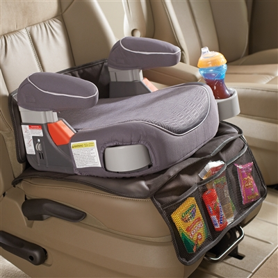 High Road Car Seat Protector Mat For Kids Booster Seats